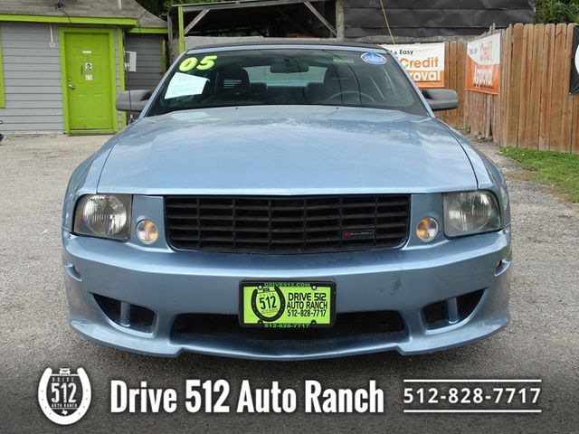 2005 Ford MUSTANG SALEEN CONVERTIBLE in Austin, TX 78745