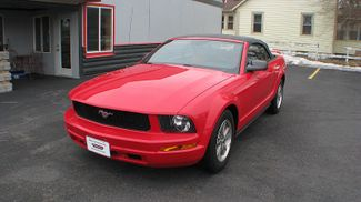 2005 Ford Mustang 2d Convertible Premium in Coal Valley, IL 61240