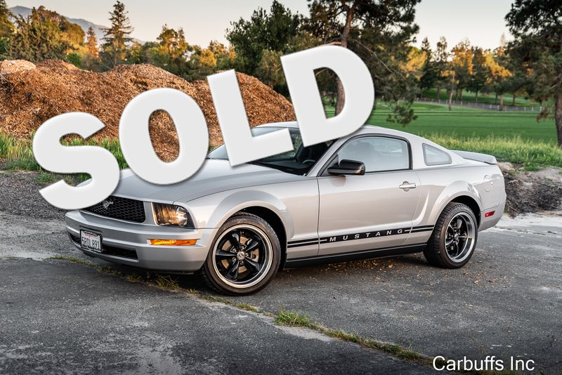 2005 Ford Mustang Deluxe | Concord, CA | Carbuffs