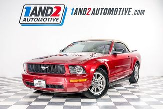 2005 Ford Mustang V6 Deluxe Convertible in Dallas TX