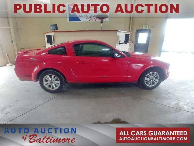 2005 Ford MUSTANG  | JOPPA, MD | Auto Auction of Baltimore  in Joppa MD
