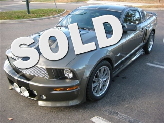 2005 Ford Mustang GT Deluxe  RONALE Liberty Hill, Texas