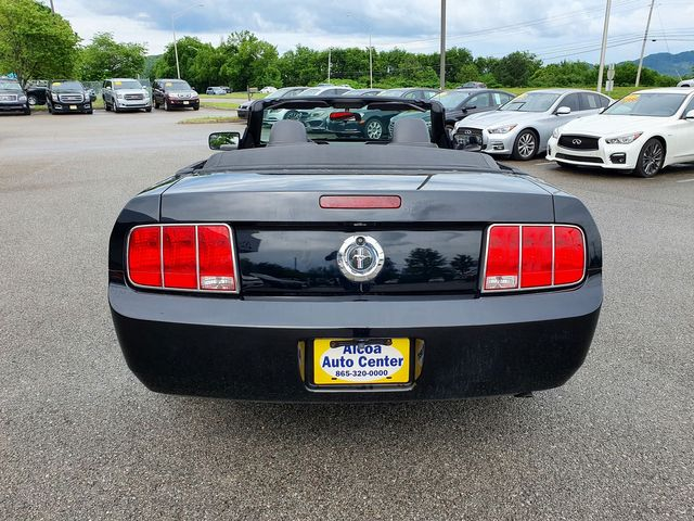 """2005 Ford Mustang Premium 4.0L V6 Power Convertible Top/Leather/16"""" in Louisville, TN 37777"""