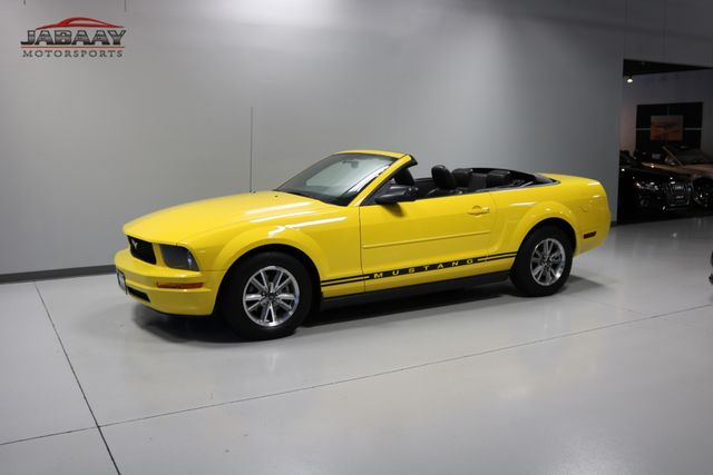 2005 Ford Mustang Premium Merrillville, Indiana 32