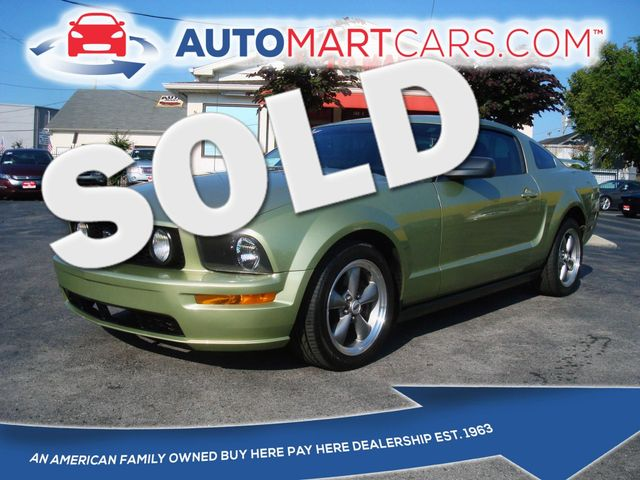 2005 Ford Mustang Deluxe   Nashville, Tennessee   Auto Mart Used Cars Inc. in Nashville Tennessee