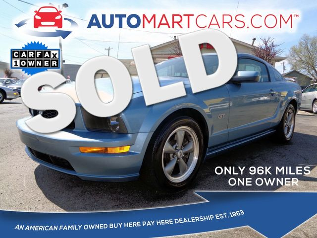 2005 Ford Mustang GT Premium | Nashville, Tennessee | Auto Mart Used Cars Inc. in Nashville Tennessee