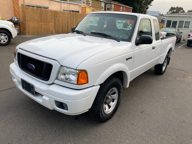 2005 Ford Ranger EDGE 4 Door SuperCab 1 OWNER, CLEAN TITLE, W/ 78,000 MILES