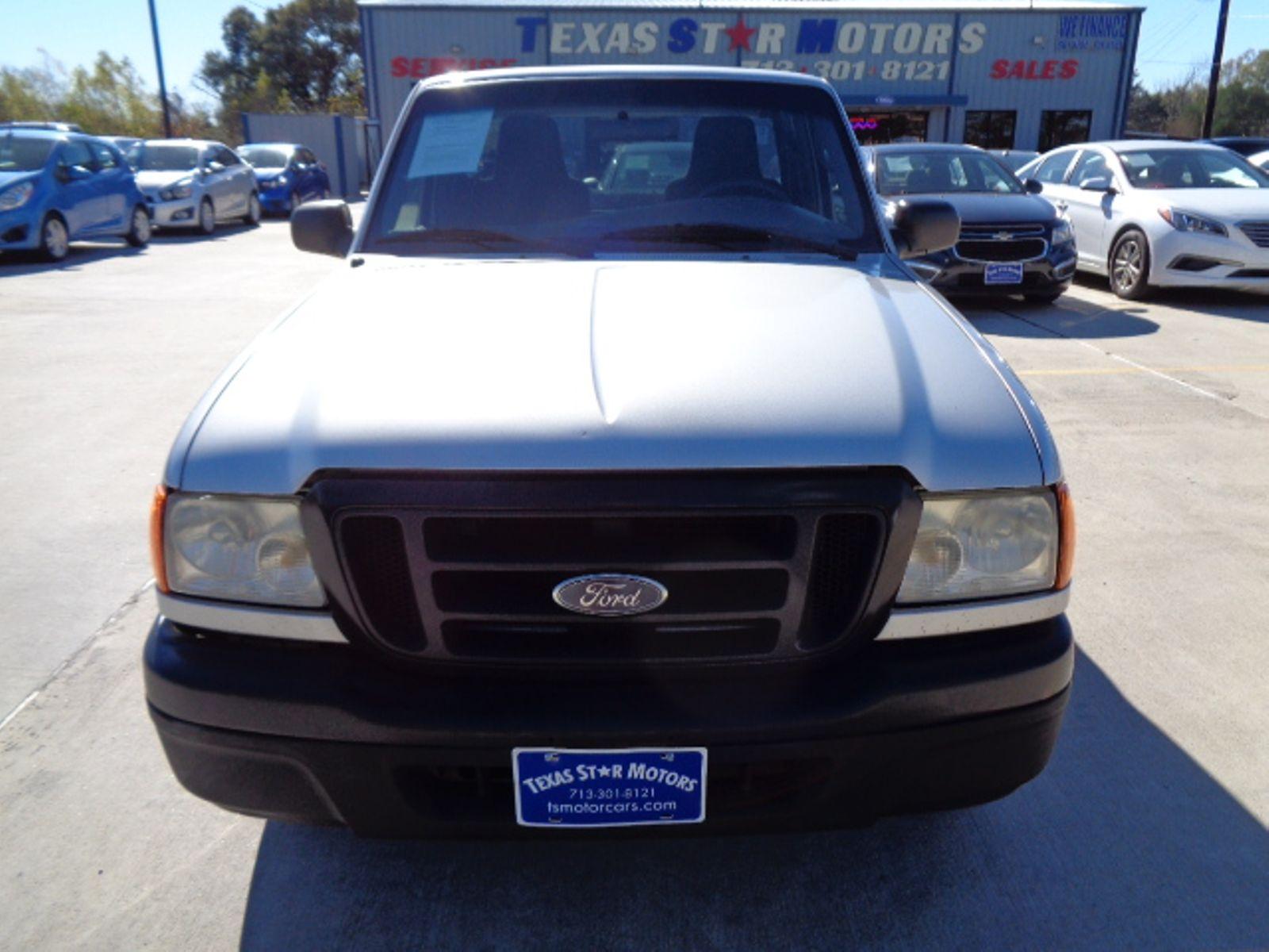 2005 ford ranger user manual