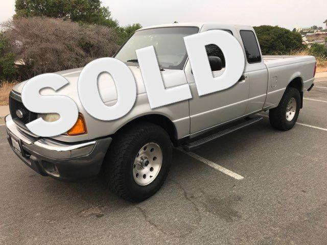 2005 Ford Ranger  XLT 4X4 San Diego, CA