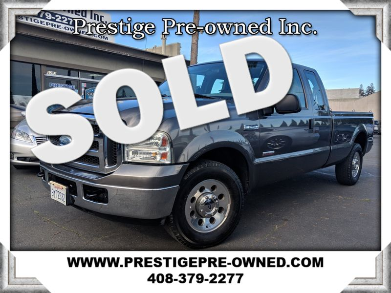 2005 Ford SUPER DUTY F-250 XLT  in Campbell CA