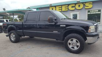 2005 Ford Super Duty F-250 Lariat 4x4 Powerstroke Diesel in Fort Pierce FL, 34982