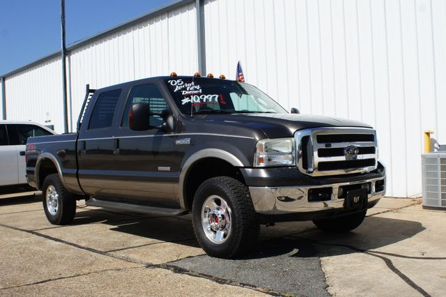 2005 Ford Super Duty F-250 Lariat in Haughton LA, 71037