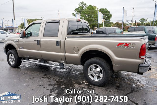 2005 Ford Super Duty F-250 Lariat in Memphis Tennessee, 38115