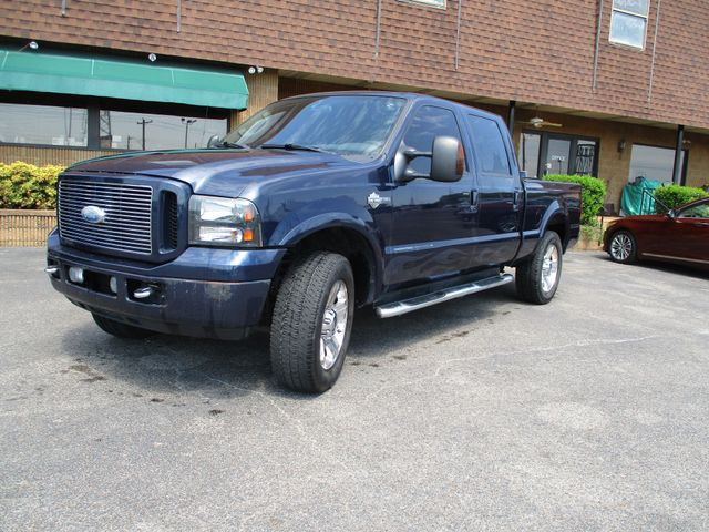 2005 Ford Super Duty F-250 Harley-Davidson