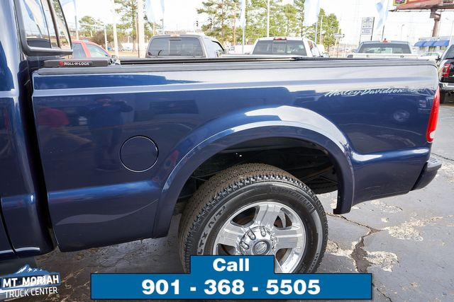 2005 Ford Super Duty F-250 Harley-Davidson in Memphis, Tennessee 38115