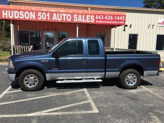 2005 Ford Super Duty F-250 XLT | Myrtle Beach, South Carolina | Hudson Auto Sales in Myrtle Beach South Carolina