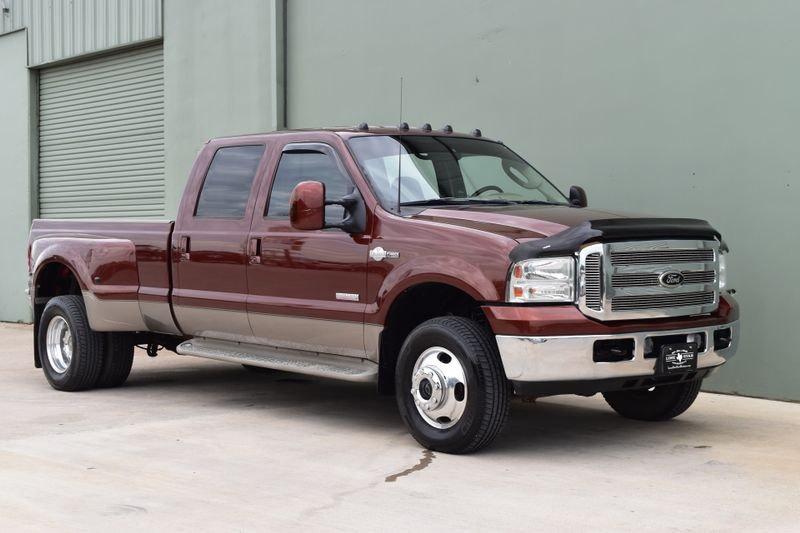 2005 Ford Super Duty F-350 DRW King Ranch | Arlington, TX | Lone Star Auto Brokers, LLC