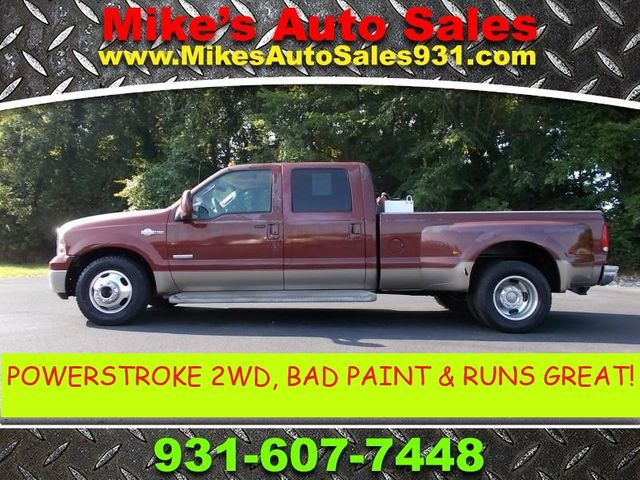 2005 Ford Super Duty F-350 DRW King Ranch Shelbyville, TN