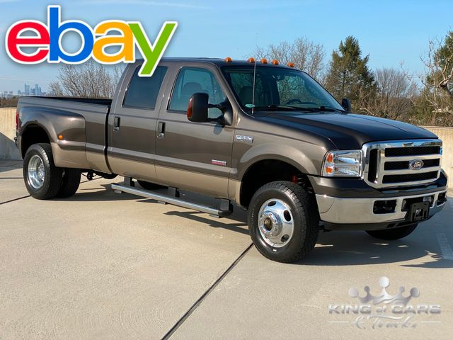 2005 Ford Super Duty F-350 DRW Lariat in Woodbury, New Jersey 08093
