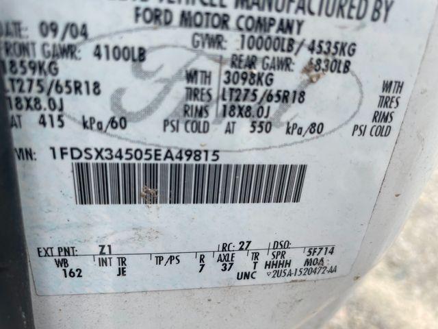 2005 Ford Super Duty F-350 SRW XL Hoosick Falls, New York 6