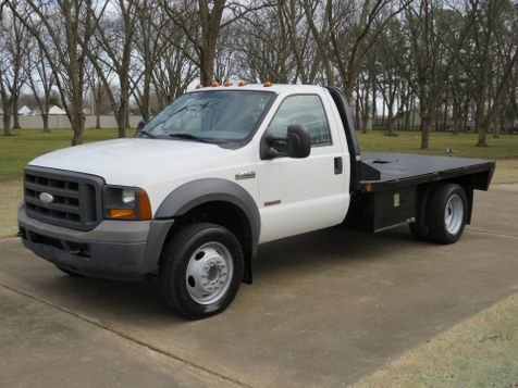 2005 Ford Super Duty F-450 Flatbed XL Powerstroke Diesel in Marion, Arkansas