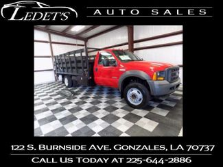 2005 Ford Super Duty F-550 DRW XLT - Ledet's Auto Sales Gonzales_state_zip in Gonzales
