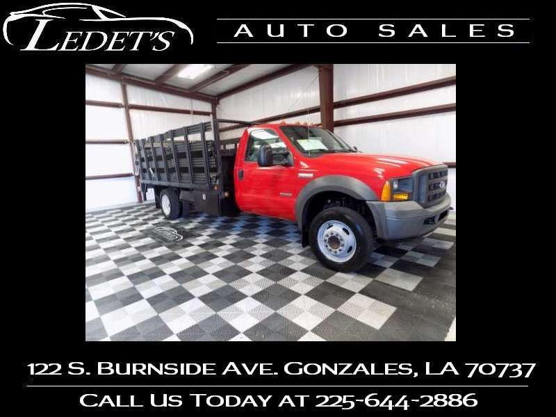 2005 Ford Super Duty F-550 DRW XLT - Ledet's Auto Sales Gonzales_state_zip in Gonzales Louisiana