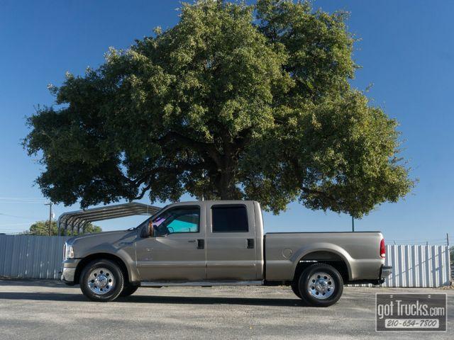 2005 Ford Super Duty F250 Crew Cab XLT 6.0L Power Stroke Diesel