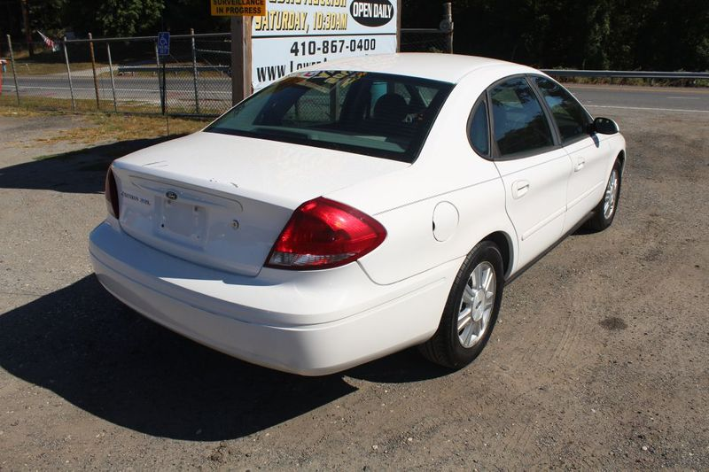 2005 Ford Taurus SEL  city MD  South County Public Auto Auction  in Harwood, MD