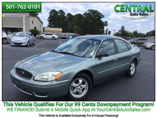 2005 Ford Taurus SE   Hot Springs, AR   Central Auto Sales in Hot Springs AR