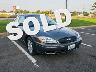 2005 Ford Taurus SE With 6 Month 6000 Mile Warranty Maple Grove, Minnesota
