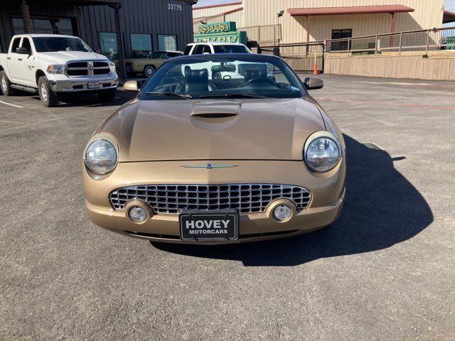 2005 Ford Thunderbird Deluxe 50th Anniversary in Boerne, Texas 78006