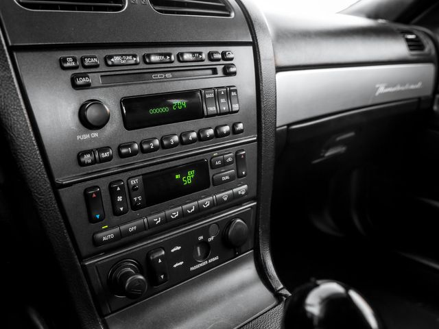2005 Ford Thunderbird 50th Anniversary Burbank, CA 18