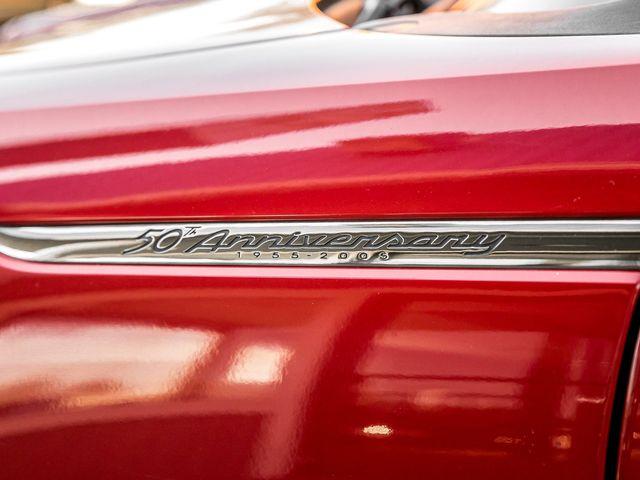 2005 Ford Thunderbird 50th Anniversary Burbank, CA 23