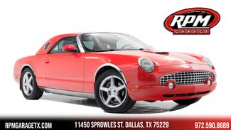 2005 Ford Thunderbird 50th Anniversary in Dallas, TX 75229