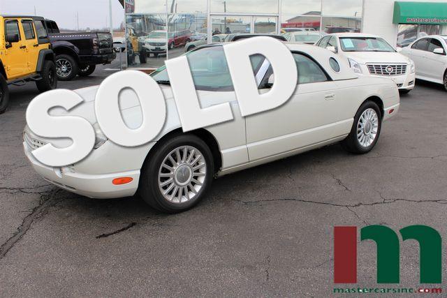 2005 Ford Thunderbird 50th Anniversary #80 | Granite City, Illinois | MasterCars Company Inc. in Granite City Illinois