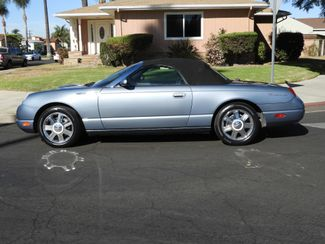 2005 Ford Thunderbird 50th Anniversary  city California  Auto Fitness Class Benz  in , California
