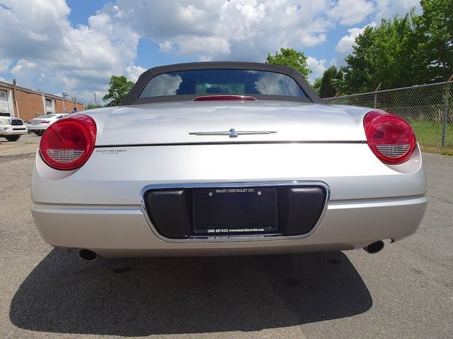 2005 Ford Thunderbird Base Madison, NC 17