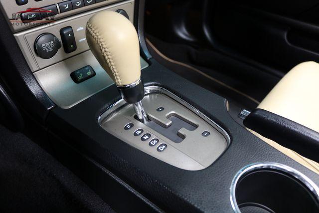 2005 Ford Thunderbird Premium Merrillville, Indiana 18