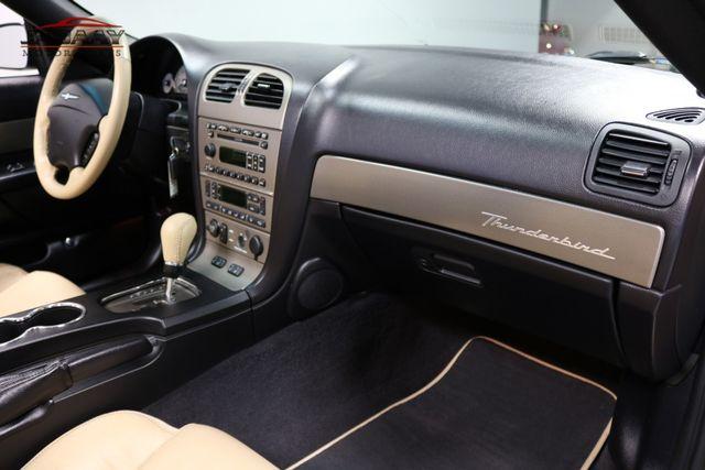 2005 Ford Thunderbird Premium Merrillville, Indiana 14