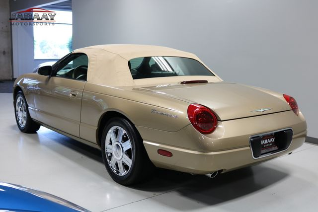 2005 Ford Thunderbird Premium Merrillville, Indiana 29