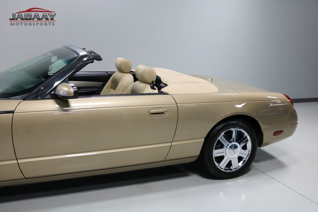 2005 Ford Thunderbird Premium Merrillville, Indiana 33