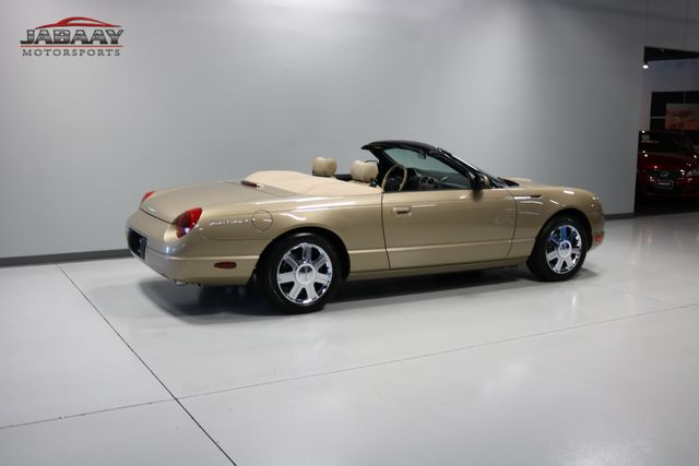 2005 Ford Thunderbird Premium Merrillville, Indiana 40