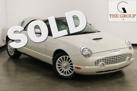 2005 Ford Thunderbird 50th Anniversary in Mooresville