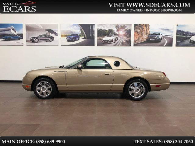 2005 Ford Thunderbird 50th Anniversary in San Diego, CA 92126