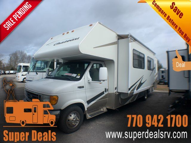2005 Four Winds Chateau Series M-31P