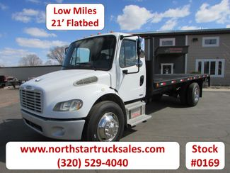 2005 Freightliner Business Class M2 Flatbed Truck   St Cloud MN  NorthStar Truck Sales  in St Cloud, MN