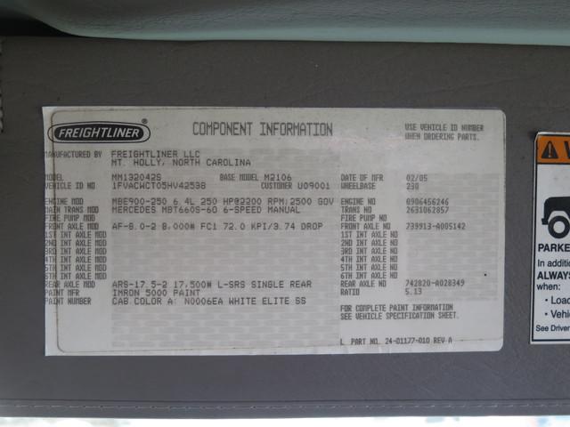 2005 Freightliner M2 in Ravenna, MI 49451