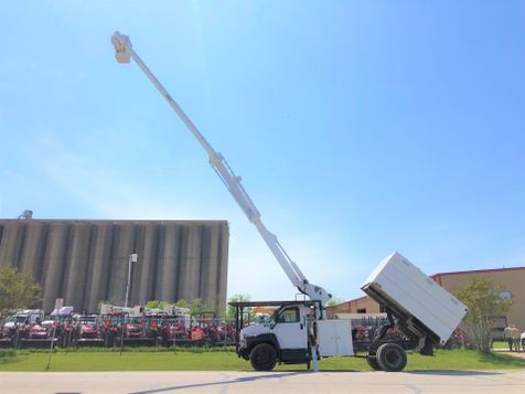 2005 GMC 7500 FORESTRY BUCKET TRUCK  in Fort Worth, TX