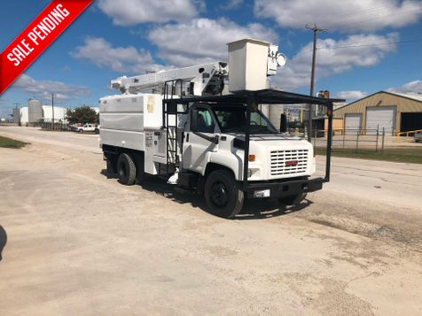2005 GMC 7500 FORESTRY BOOM TRUCK in Fort Worth, TX